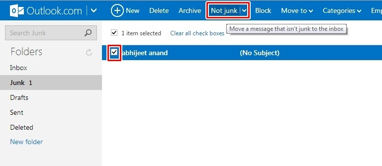 how to receive email to primary not promotion gmail