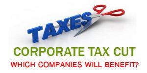 Corporate Tax Cut