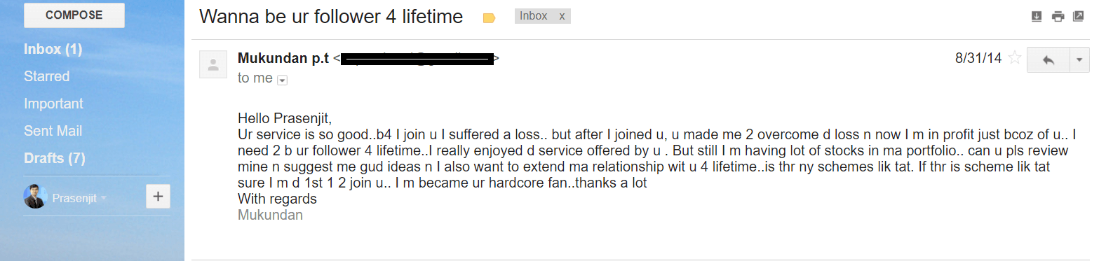 Paulasset.com complaints